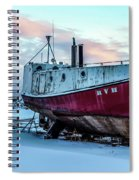 017 - Dry Dock Spiral Notebook