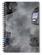 Dslr Cameras Spiral Notebook