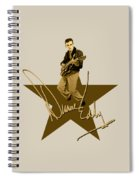 Duane Eddy  Signature Spiral Notebook