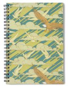 Eagles And Pigeons Spiral Notebook