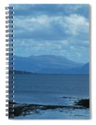 East Shores Of Isle Of Skye Spiral Notebook