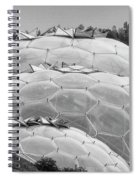 Eden Project Biome  Spiral Notebook