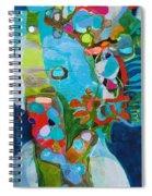 El Arbol Spiral Notebook