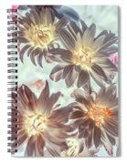 Electric Beauty Spiral Notebook