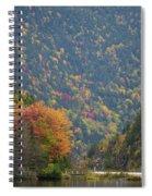 Elephant Head Autumn Spiral Notebook