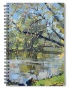 Ellicott Creek Park Spiral Notebook