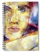 Elvis Presley 3 Spiral Notebook