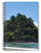 Emerald Isle Spiral Notebook