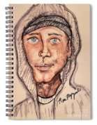 Eminem  Marshall Mathers Spiral Notebook
