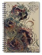 Empty Nest II Up And Out Spiral Notebook