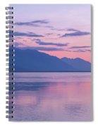 Enduring Light Spiral Notebook