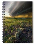 Entropy Spiral Notebook