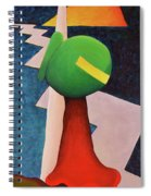 Entry Point Spiral Notebook