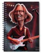 Eric Clapton Spiral Notebook