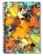 Erupt Spiral Notebook