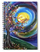 Essence Of Fall Spiral Notebook
