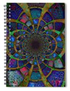 Estuarial Spiral Notebook