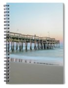 Evening Pastels Spiral Notebook