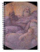 Everlasting Father  Spiral Notebook