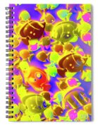 Exotic Tropics Spiral Notebook