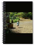Explore, Edgefield Garden Spiral Notebook
