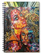 Expressions  Spiral Notebook