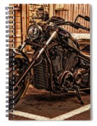 Eye Candy #1 Spiral Notebook