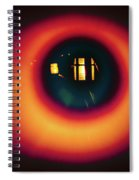 Eye Light Spiral Notebook