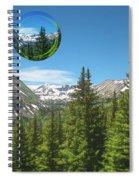 Eye On Summit County Spiral Notebook