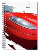 F Four Thirty Convertible Spiral Notebook