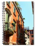 Faded Glory 4 Spiral Notebook