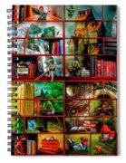 Fairytales Spiral Notebook