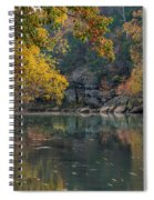 Fall In Arkansas Spiral Notebook