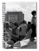 Family Discussion  Spiral Notebook