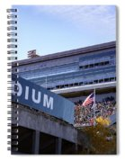 Fans Spiral Notebook
