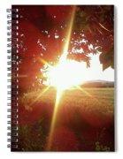 Farm Land Spiral Notebook