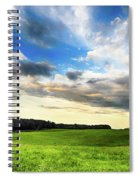 Farm Spiral Notebook