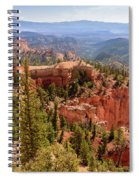 Farview Point - Bryce Canyon - Utah Spiral Notebook