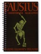 Faustus Spiral Notebook