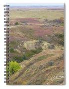 Feast Of September Spiral Notebook