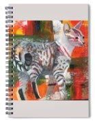 Feral Spiral Notebook