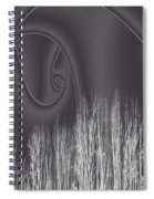 Fifty Shades Of Grey Spiral Notebook