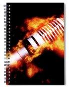 Fire It Up Spiral Notebook