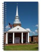 First Baptist Church North Myrtle Beach S C Spiral Notebook