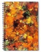 Flash Point Spiral Notebook