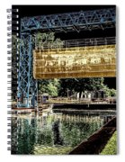 Flood Gate Spiral Notebook