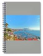 Florence Holiday Deals - Citrus Holidays Spiral Notebook