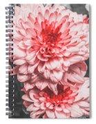 Flower Buds Spiral Notebook