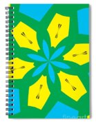 Flowers Number 36 Spiral Notebook