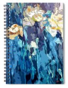 Flowery Appearance Spiral Notebook